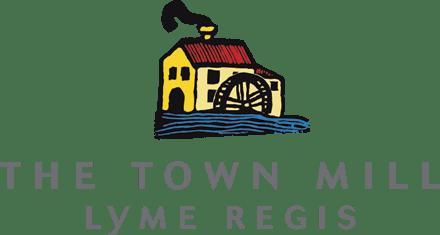 Town Mill Lyme Regis Logo