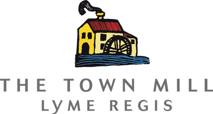 The Town Mill Logo - Lyme Regis